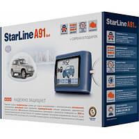 Автосигнализация StarLine A91 Dialog 4х4