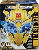 Интерактивная Маска Шлем Трансформера Бамблби, Transformers Bee Vision Bumblebee AR, Hasbro Оригинал из США