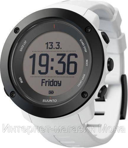 9d54dfcc Suunto спортивные Часы Ambit3 GPS Suunto Vertical White роз. муп  (SS021967000) - Интернет