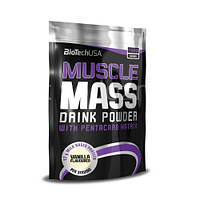 BioTech Гейнер Muscle Mass 2,27 kg