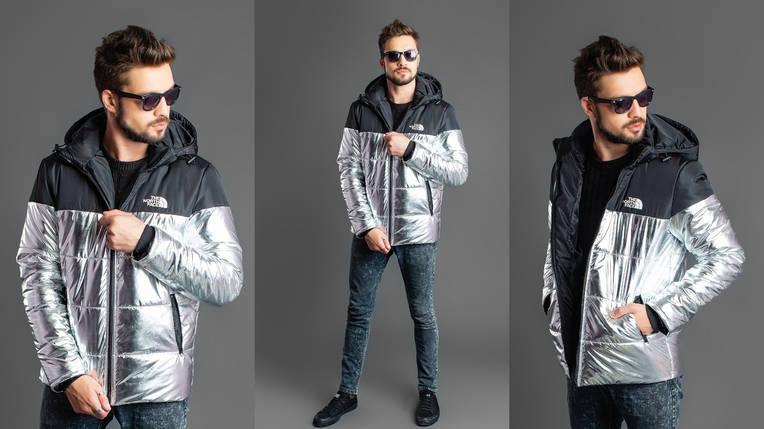 Стильная зимняя куртка мужская, фото 2