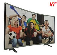 Телевизор COMER 49″ Smart E49DU1000 Изогнутый