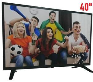 Телевизор COMER 40″ Smart E40DU1100