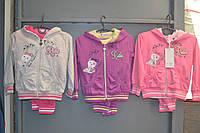 Спортивные трикотажные костюмы троечки для девочек.6/9-36 месяцев.Фирма CROSSFIRE Венгрия, фото 1