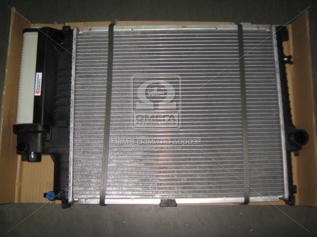 Радиатор охлаждения двигателя BMW 5-SER E34 MT/AT 89- (Van Wezel), 06002121