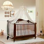 Дитячі ліжечка: основні різновиди