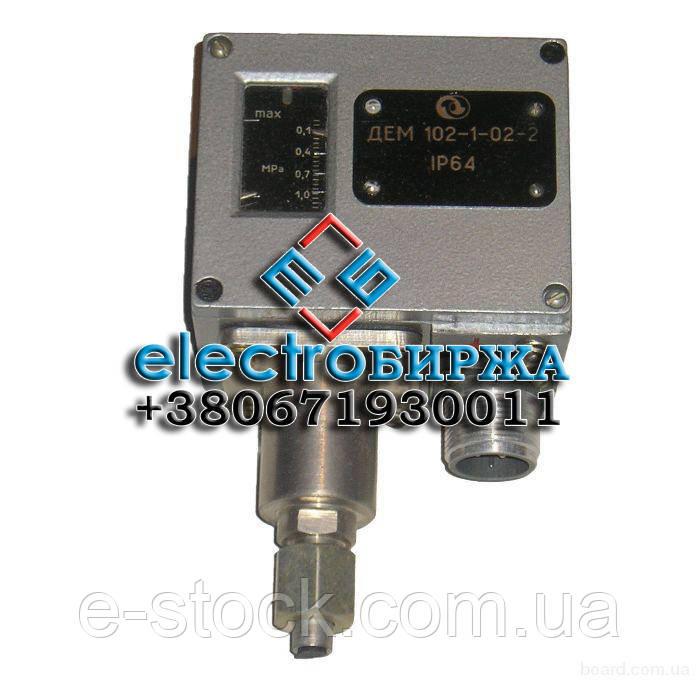 Датчики-реле давления РД-1-ОМ5