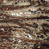 Женское платье пайетки. Размер  S. M. Золото , фото 2