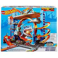 Mattel Hot Wheels FTB69 Хот Вілс Сіті Неймовірний Мега гараж, фото 1