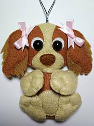 Собака дівчинка