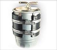Предпусковой подогреватель дизельного топлива  бандажный ПБ 101 68-73/52-А1 (12В) (с таймером)