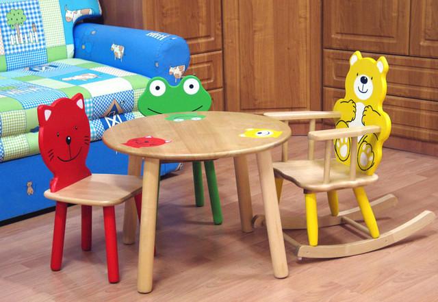 Классификация детских столиков