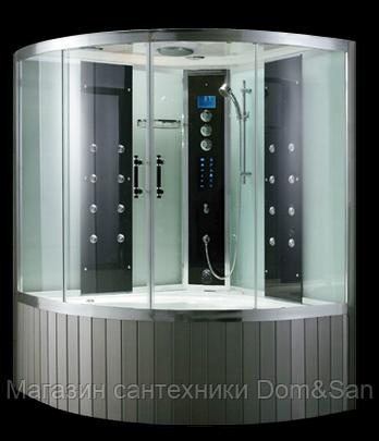 Гидробокс Grandehome с паром WS118/S6