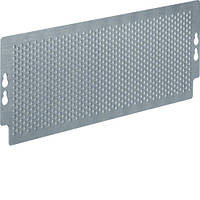 Монтажная пластина перфорированная на болтах, 95х265 мм