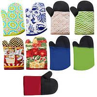 Прихватка кухонная N01756 разные цвета, прихватки, кухня, прихватки и рукавички, домашний текстиль, текстиль для кухни, прихватки на кухню