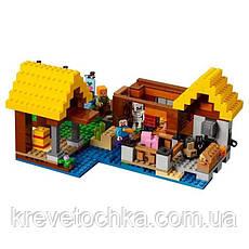 Конструктор minicraft My world, фото 2