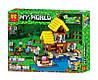 Конструктор minicraft My world