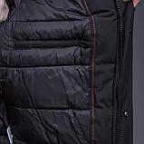 Чоловіча зимова куртка, кольору хакі., фото 7