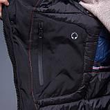 Чоловіча зимова куртка, кольору хакі., фото 8