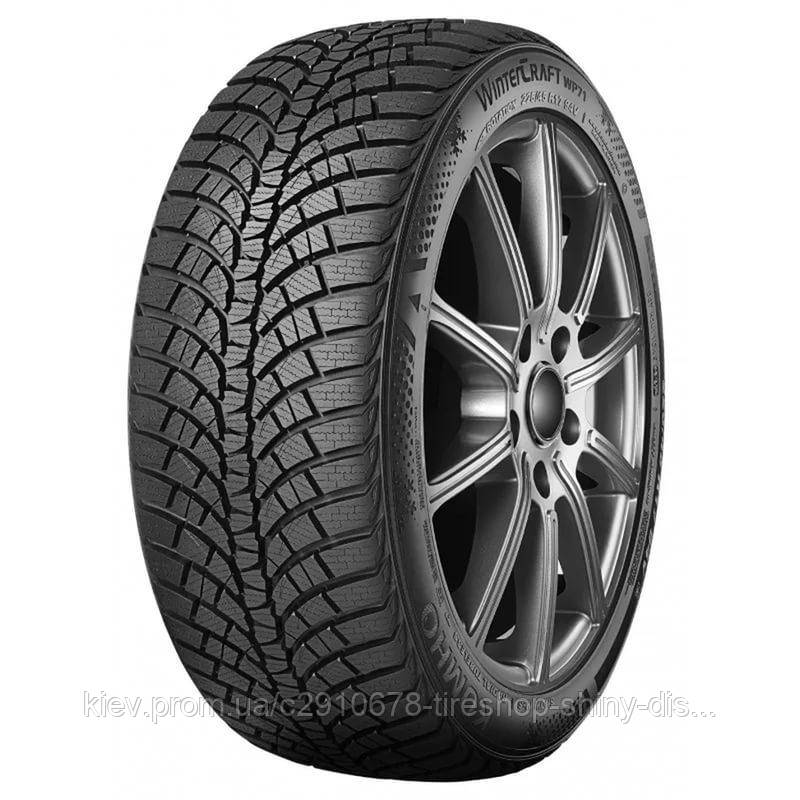 Kumho WinterCraft WP71 245/45 R17 99V XL, фото 2