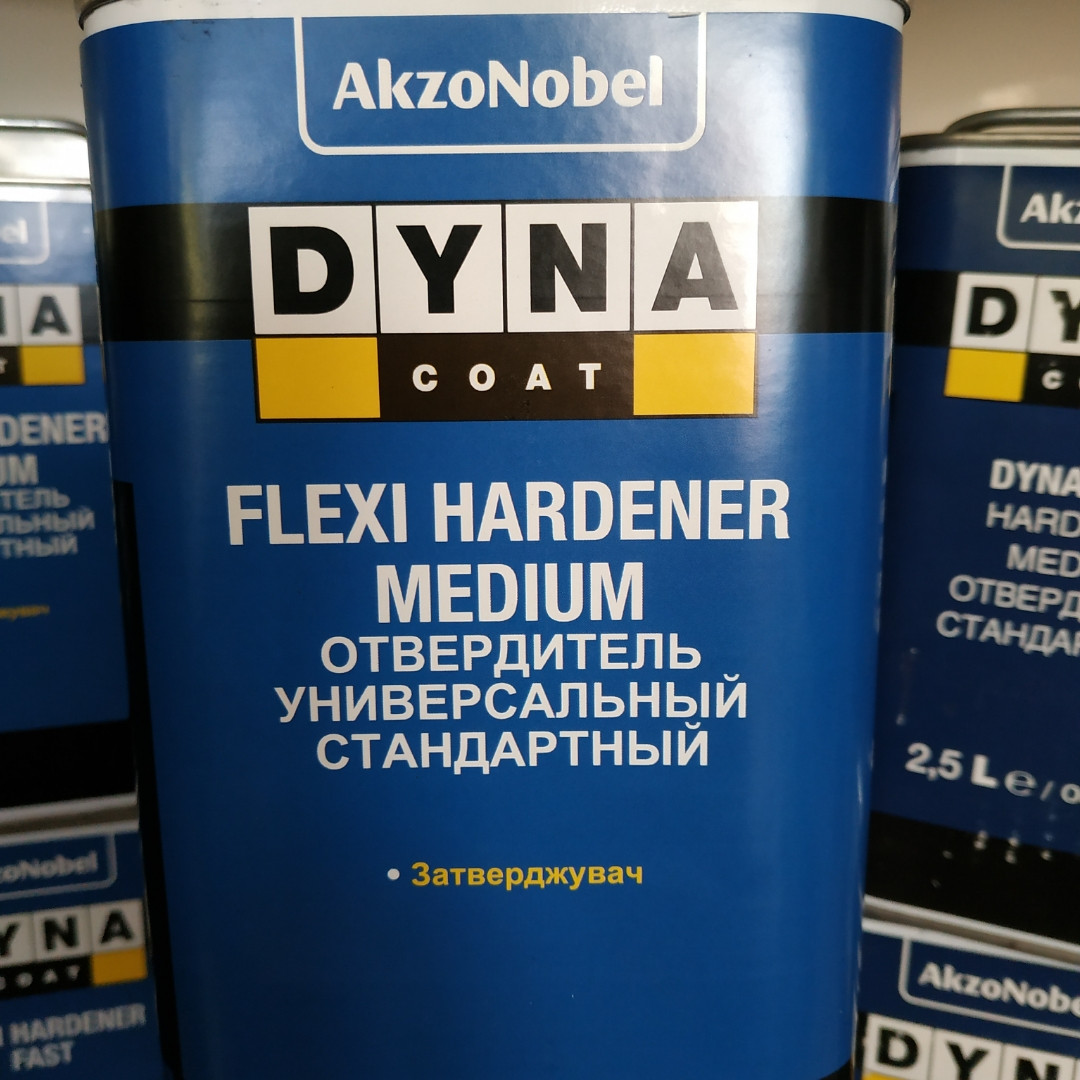 Отвердитель Dynacoat Flexi Hardener Medium 2,5л