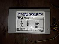Блок питания POWER SUPPLY  ATX-300 оригинал б.у