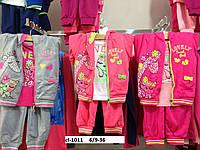 Венгерские спортивные трикотажные костюмы троечки  для девочек.Размеры 6/9-36 месяцев.Фирма CROSSFIRE Венгрия, фото 1