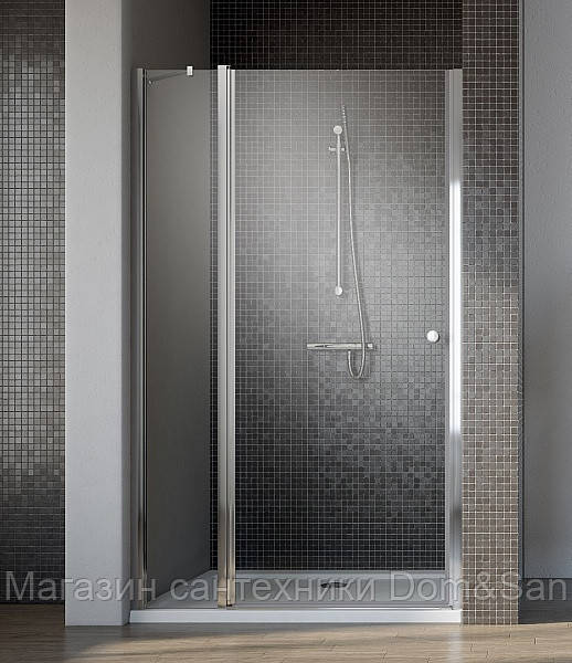 Душевая дверь RADAWAY EOS II DWJ 100/L