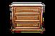 Комод из  дерева Версаль верх 50/50( 110/45/110), фото 7