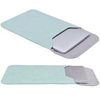 Чехол-конверт для Macbook Bestjing бирюзовый, фото 1