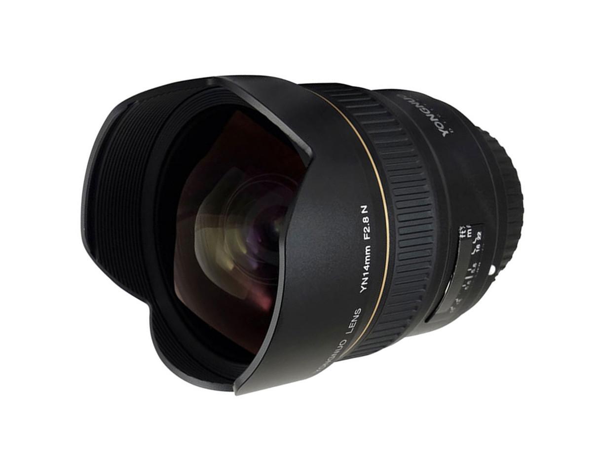 Объектив YONGNUO YN14mm F/2.8N для Nikon