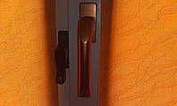 Безопасность металлопластиковых окон коричневая оптом 50 шт.