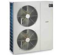 Тепловой насос воздух-вода на 25 kW