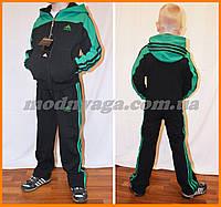 Детский трикотажный спортивный костюм | Aдидас