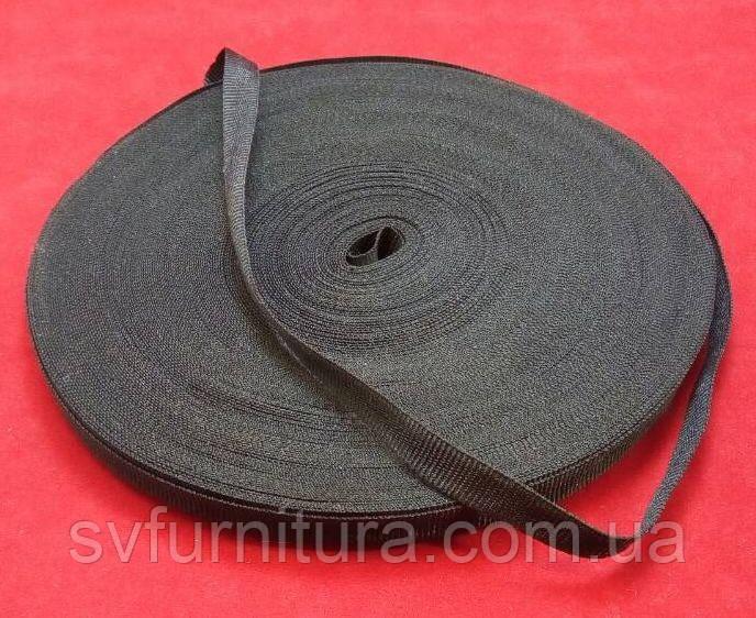 Стропа ВВ черный Ширина: 1 см