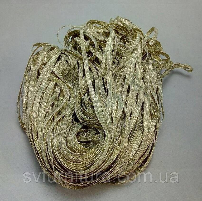 Лента Н золото 1 Ширина: 0.6 см
