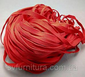 Шнурок трикотажный 18№ красный