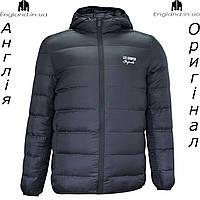 Куртка Lee Cooper осенняя - демисезонная мужская черная c5063fa1faf89