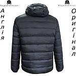 Куртка Lee Cooper осенняя - демисезонная мужская черная, фото 2