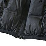 Куртка Lee Cooper осенняя - демисезонная мужская черная, фото 6
