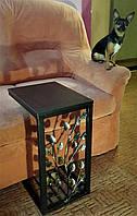 Столик кованный, фото 1