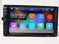 "Автомагнитола 2Din Pioneer 7018B с Экраном 7"" дюймов сенсор + USB, SD, FM, Bluetooth, фото 1"