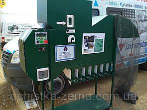 Сепаратор зерновой ИСМ-5 ➥ Отбор семян на посев