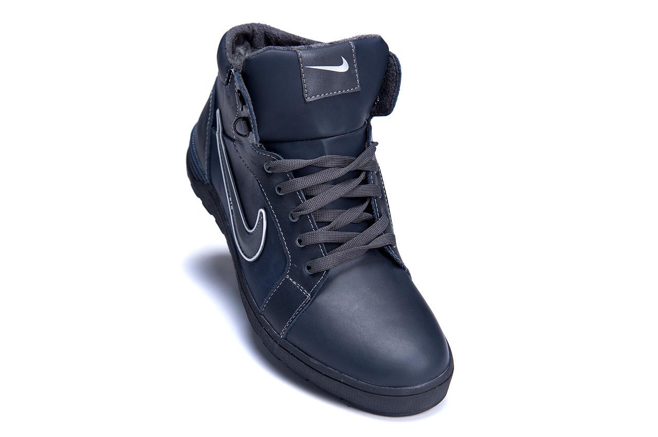 0e46ca8d ... Мужские зимние кожаные ботинки Nike Anti-Core (реплика) (в наличии 41  43 ...