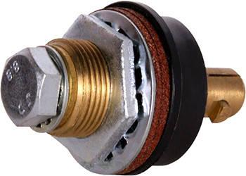 Штекер силовой однополюсный стационарный, 50-95 кв.мм, max I=315A