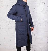 Зимнее мужское пальто Pobedov