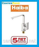 Смеситель для кухни Haiba Kubus 017