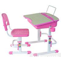 Парта и стул-трансформеры Pink, фото 1