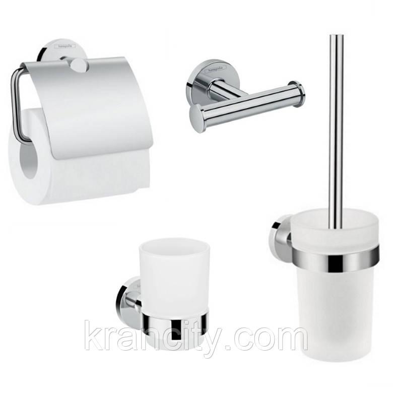 Набор аксессуаров для ванной Hansgrohe logis, 41723444