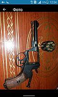 """Револьвер наган """"комбриг""""травматический калибр 9 мл"""